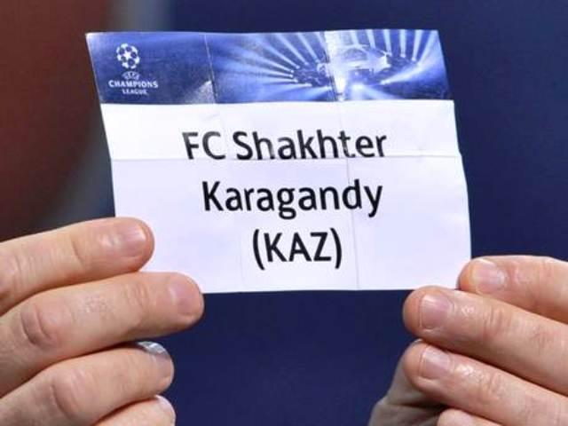 Shakhter+Karagandy