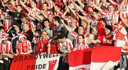 supporter del Derry City