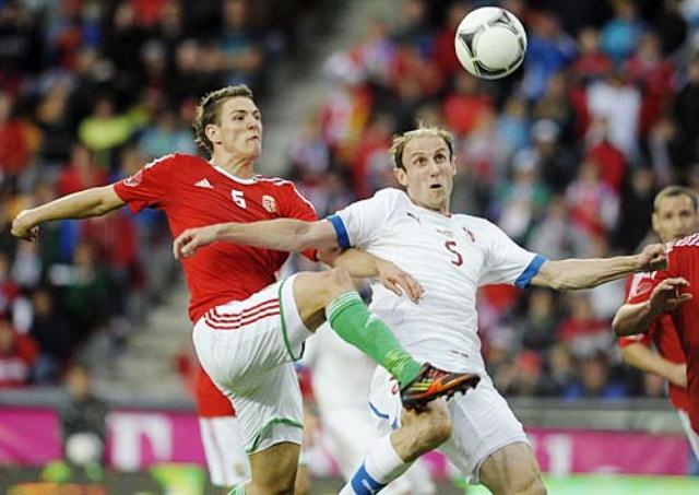 Ungheria-Repubblica Ceca, Euro 2012
