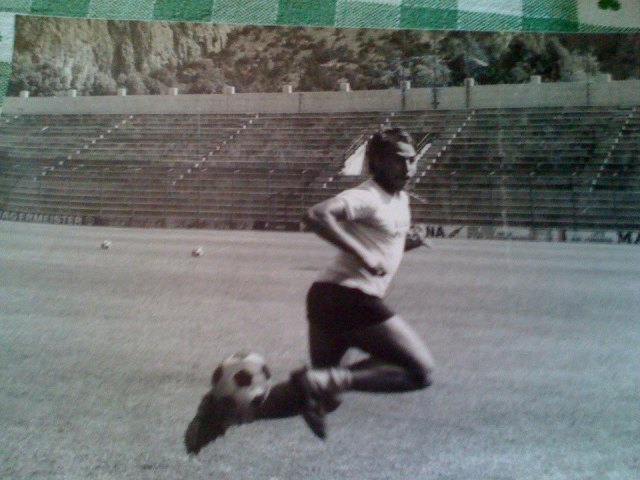 un'immagine di Chimenti ai tempi del Palermo (fonte: Facebook)