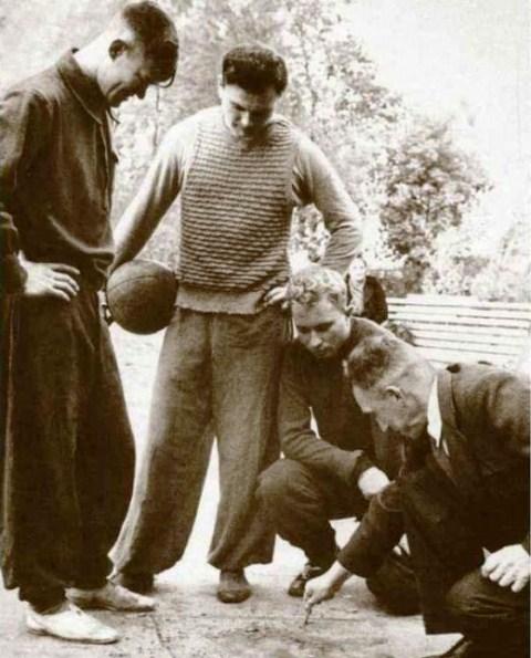Boris Arkad'ev fa lezione di tattica